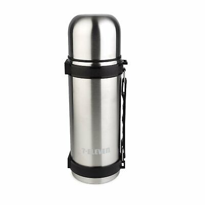 7-Eleven Classic Double Wall Stainless Steel Vacuum Insulated Bottle (32oz)