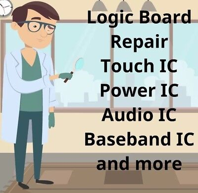iPhone 6 Plus Touch IC Replacement - No Touch / Touch Disease.