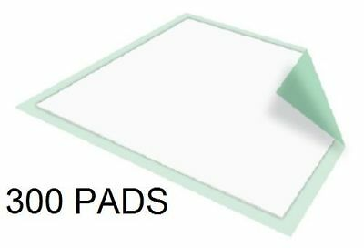 300 - 30x30 Dog Puppy Pet Housebreaking Pad, Pee Training Pads, Underpads, Chux