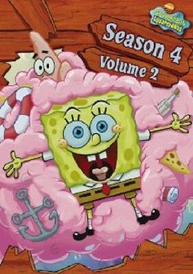 Spongebob Squarepants - Season 4: Vol. 2 (DVD, 2007, 2-Disc Set)