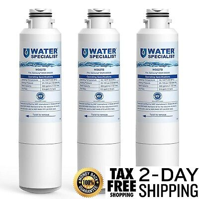 3pcs Refrigerator Water Filter Replacement For Samsung DA29-00020A/B HAF-CIN/EXP