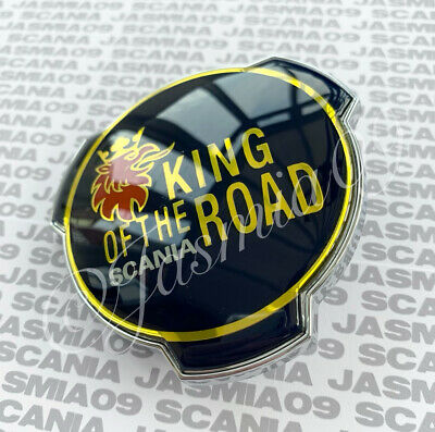 Scania Emblem Badge Grill Truck Lorry 1401610 King Of The Road Topline Griffin