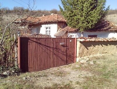 PAY MONTHLY - Low cost Bulgaria budget property and big land nr station
