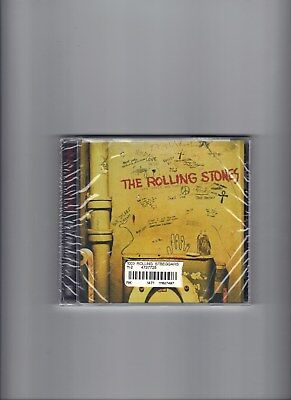 ROLLING STONES -- Beggars Banquet -- SEALED CD