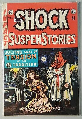 Shock SuspenStories, #6, Impact 1975