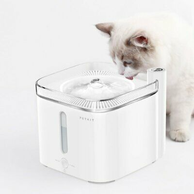 Pet Smart Water Dispenser Cat Automatic Circulation Dog Supplies with Filter