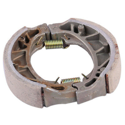 105mm Rear Drum Brake Pads Shoes Pads for 50cc 110 125cc 150cc Gy6 Moped Scooter