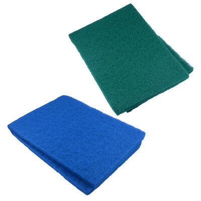New Fish Tank Aquarium Biochemical Filter Foam Pond Filtration Sponge Pad Useful