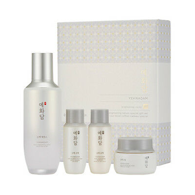 [THE FACE SHOP] Yehwadam Pure Brightening Serum Special Gift Set - 1pack(4items)