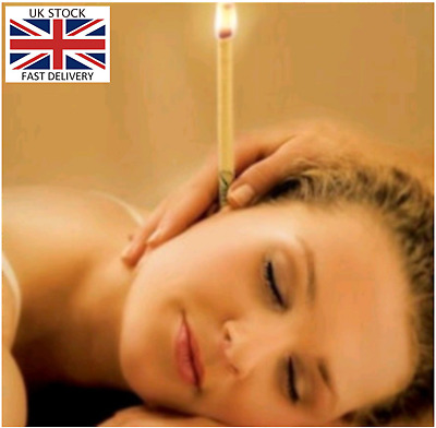 12x Hopi ear candling 100% Natural beeswax candles Bees Wax high quality