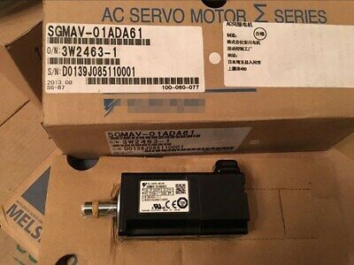 1PC New In Box for Yaskawa AC Servo Motor SGMJV-01A3A61