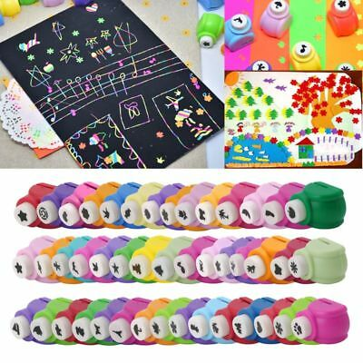 Printing Paper Hand Shaper Scrapbook Tags Cards Craft DIY Punch Cutter Tools