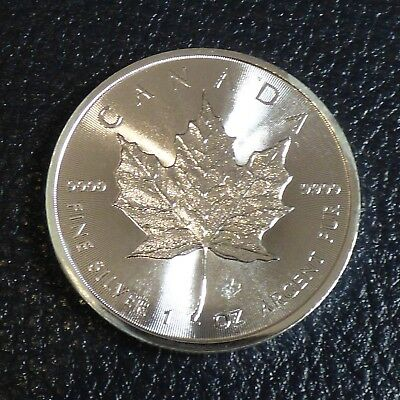Canada 5$ Maple Leaf various years silver 1 oz 99.9%