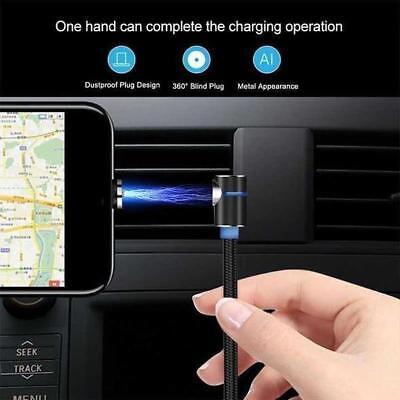 BOSS Cable - 360°USB Magnetic Charger Charging Cable