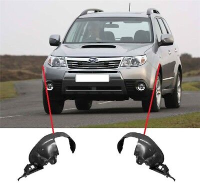 New Subaru Forester Wheel Arch Cover Plastic Pair N/s Left O/s Right 2009 - 2013