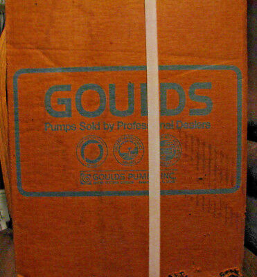 NOS Goulds EP0411 4/10HP 115V Submersible Effluent Pump