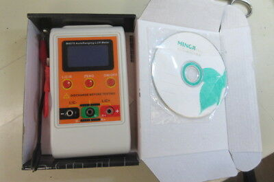 LCR Meter M4070 !!! Achtung ohne Akkku !!! attention without battery !!!
