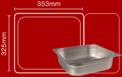 Bain maries Pot liners Easy bags Catering Mobile Food ..Size 5 : 325mm x 353mm