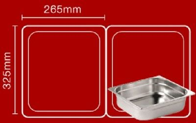 Bain maries Pot liners Easy bags Catering Mobile Food ....Size 3 : 325mm x 265mm