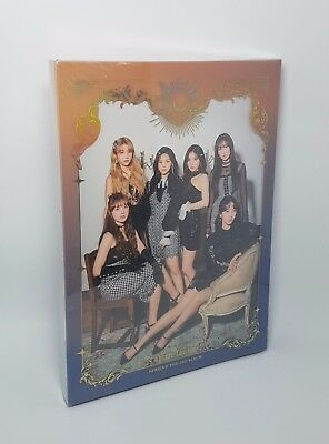 GFRIEND 2nd Album [Time for us] Midnight Ver. CD+Photobook+Photocard+Pre-Order