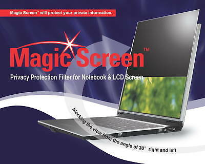 "MAGIC SCREEN- Privacy Filter, anti-Glare 15""_305x228mm"