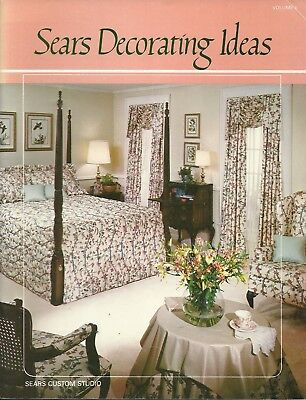 Sears Decorating Ideas Volume 2 - 1981 - Sears, Robuck and Company