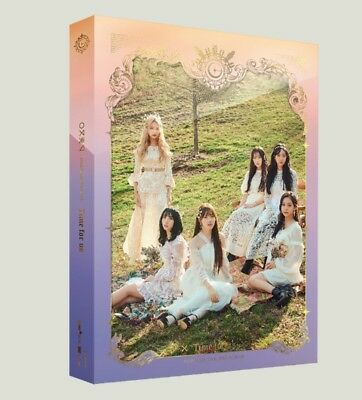 K-POP GFRIEND 2nd Album [Time for us] Daybreak Ver CD+Photobook+Photocard Sealed