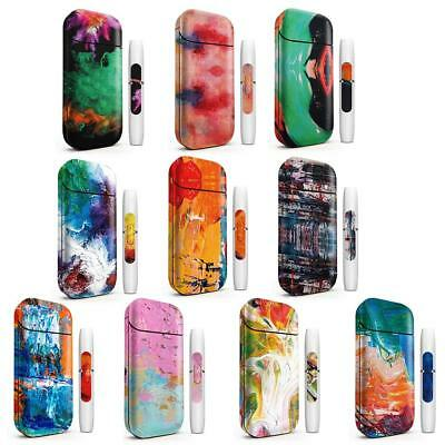 Skin Sticker For IQOS 2.4Plus Portable Charger - Skin Sticker Case Cover Film