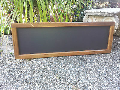 Timber Frame Chalkboard Blackboard Food Van Wedding Home Shop Restaurant Menu