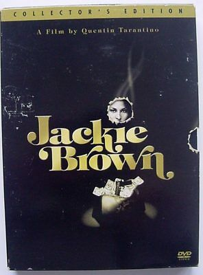 Jackie Brown - Pam Grier, Samuel L. Jackson (2-disc set) - with Free Shipping!