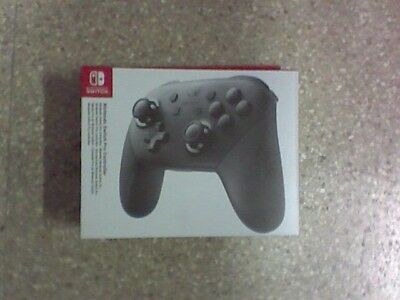 Official Nintendo Switch Pro Controller Black - Brand New