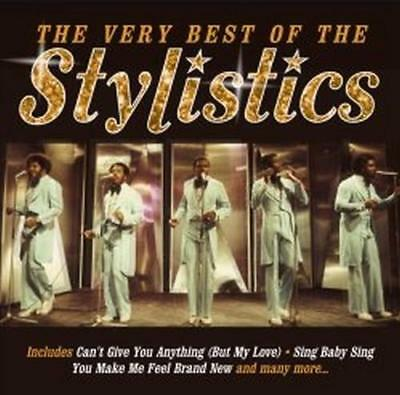 THE STYLISTICS The Very Best Of NEW SEALED CLASSIC SOUL MOTOWN R&B CD (SPECTRUM)