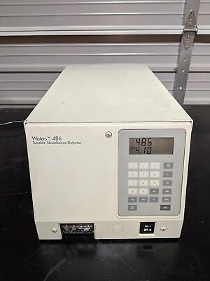 Waters 486 Tunable Absorbance Detector / 30 DAY GUARANTEE