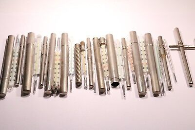 15X Vintage Medical Thermometers  ( JOB LOT )