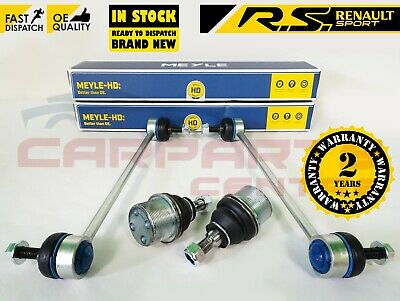 For Renault Twingo Sport Rs Front Lower Wishbone Arm Ball Joint Stabiliser Links