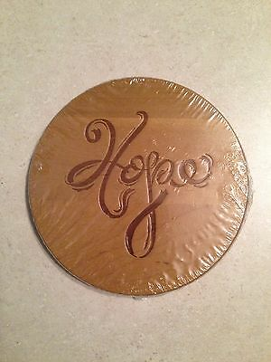 Longaberger 2010 Horizon of Hope Lid Wall/Table Decor Cancer Hope New in wrapper