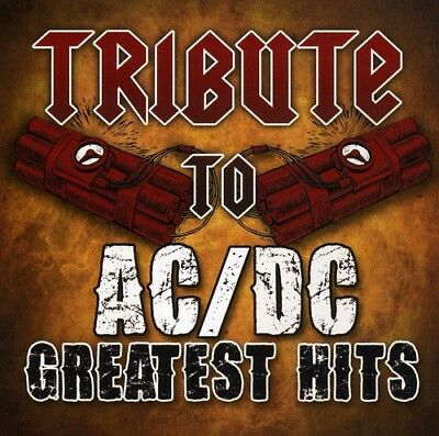 Ac/Dc Tribute - Tribute To Ac/Dc's Greatest Hits (CD Used Very Good)