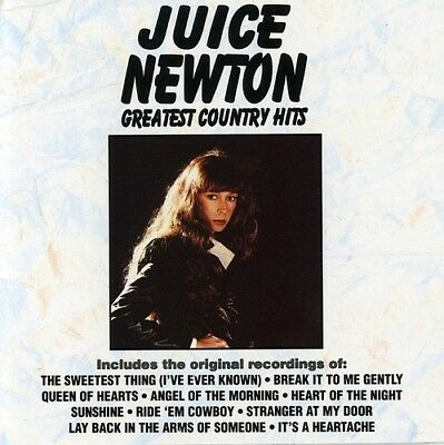 Juice Newton - Greatest Country Hits (CD Used Very Good)