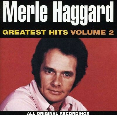 Merle Haggard - Vol. 2-Greatest Hits (CD Used Very Good)