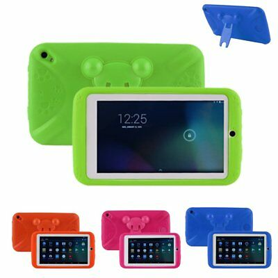 8'' inch Quad Core Kids Tablet PC Android 4.4 8G KitKat Dual Camera HD WiFi IO