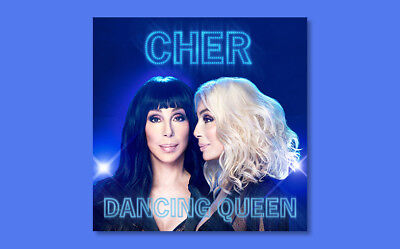 Brand New Sealed Cd Cher Dancing Queen Abba Cover Songs Free Shipping