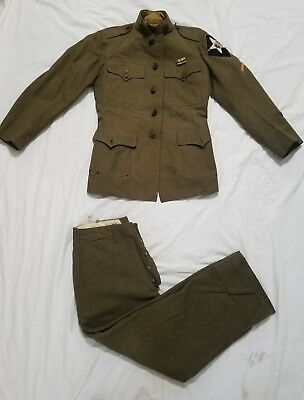 WWI 2nd Infantry Division Jacket and Pants