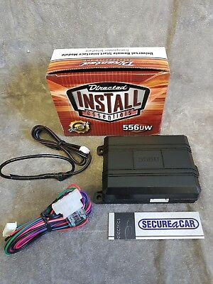 Directed 556uw Clifford Transponder Bypass Key For Module Remote Start