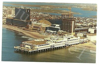 Ocean One Pier A Ship Shaped Pier Atlantic City NJ Boardwalk Convention Hall 01