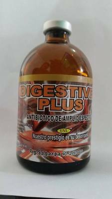 Uvl Digestive Plus Injectable 30 Ml
