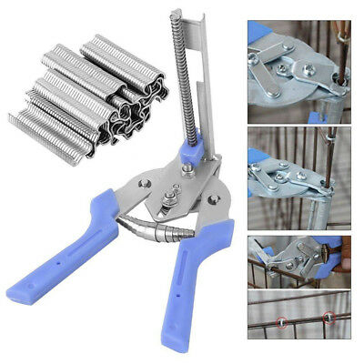 Blue Durable Manual Binding Clamp Pliers Hose Clamp Pliers Installation Tool BS