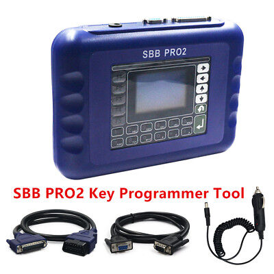 SBB PRO2 Key Programmer Tool V48.88 No Token Limitated Support New Cars Durable