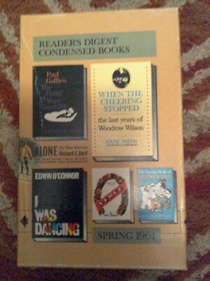 VERY RARE 1963 Readers Digest Volume 2 - STILL IN ORIGINAL UNOPENED MAILING BOX