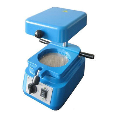 100W Dental Vacuum Forming Molding Machine Former Heat Thermoforming Equipment