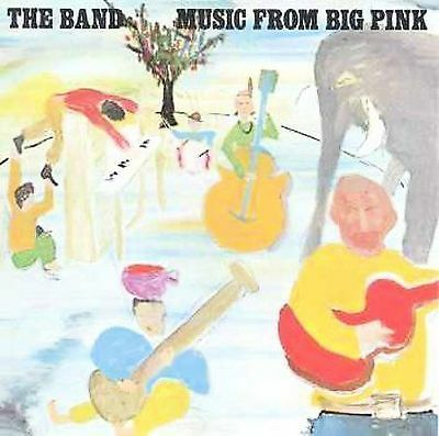 (Rock Cd) The Band - Music From Big Pink